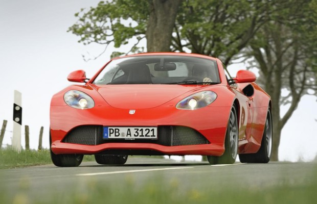 Auto Nova verkauft den Artega GT in Norddeutschland