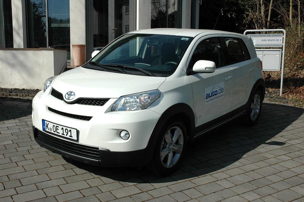 Auto im Alltag: Toyota Urban Cruiser