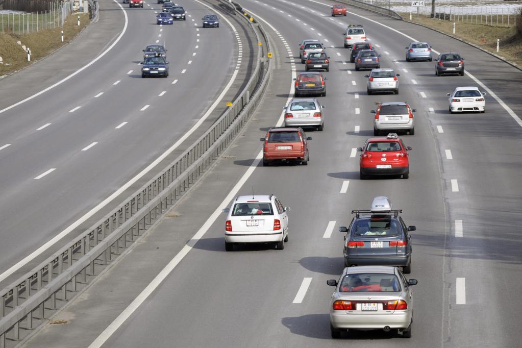 Autobahn-Piraterie in Tschechien