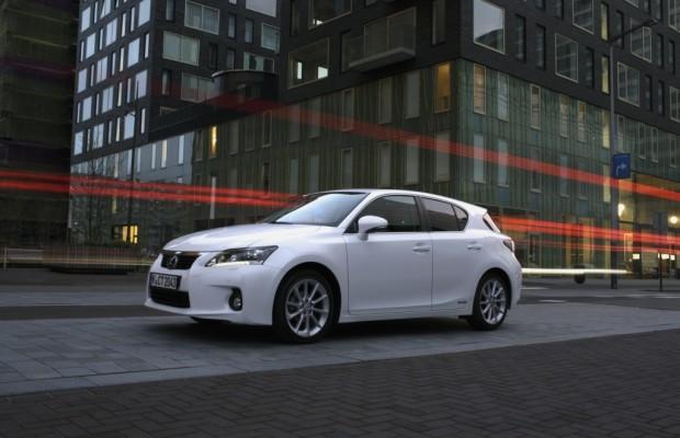 Avis nimmt 35 Lexus CT 200h in den Fuhrpark auf