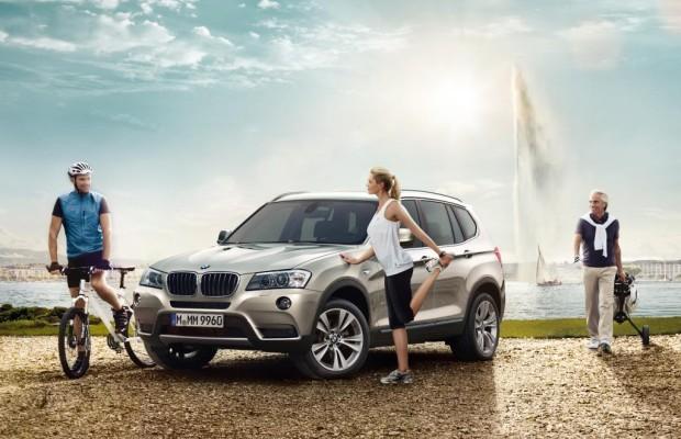 BMW X3 Games als spannender Multi-Sport-Wettbewerb für Amateure