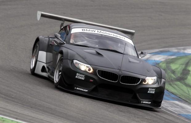 BMW schließt Testprogramm für modifizierten Z4 GT3 ab