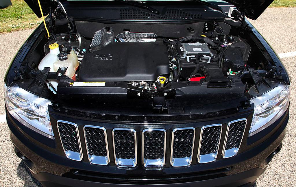 Beim 2,2-Liter-Turbodiesel mit 136 und 163 PS handelt es sich um ein neues Aggregat.