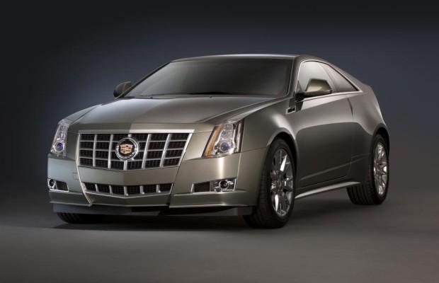 Cadillac-Modeljahr 2012 mit neuem Grill und neuem Motor
