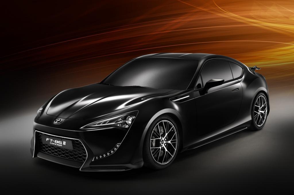Das Subaru RWD Sports Car und das Toyota FT 86 II Concept wurden auf dem diesjährigen Genfer Autosalon vorgestellt