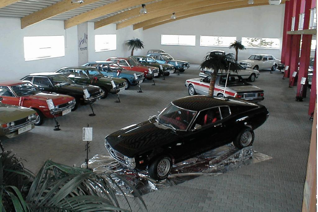 Das erste deutsche Toyota-Museum
