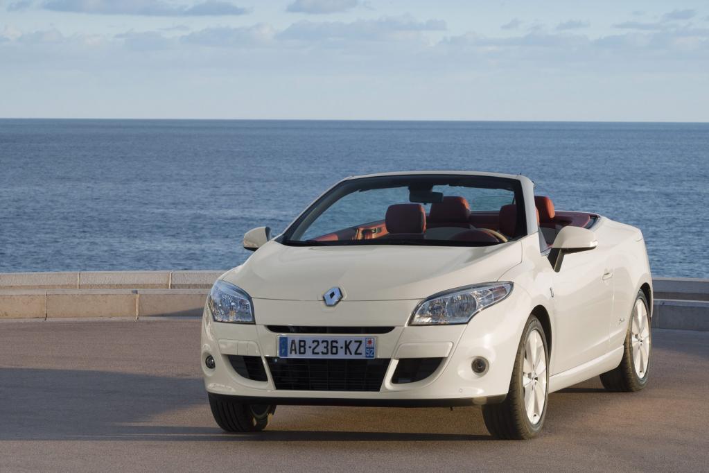Den Renault Megane CC gibt es nun als Sondermodell