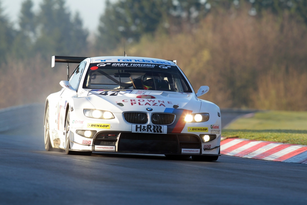 Der BMW M3 GT von Jörg Müller, Augusto Farfus und Uwe Alzen.