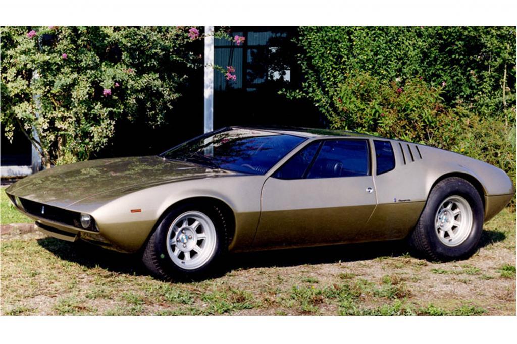 Der De Tomaso Mangusta war die preiswerte Alternative zu Ferrari und Co.