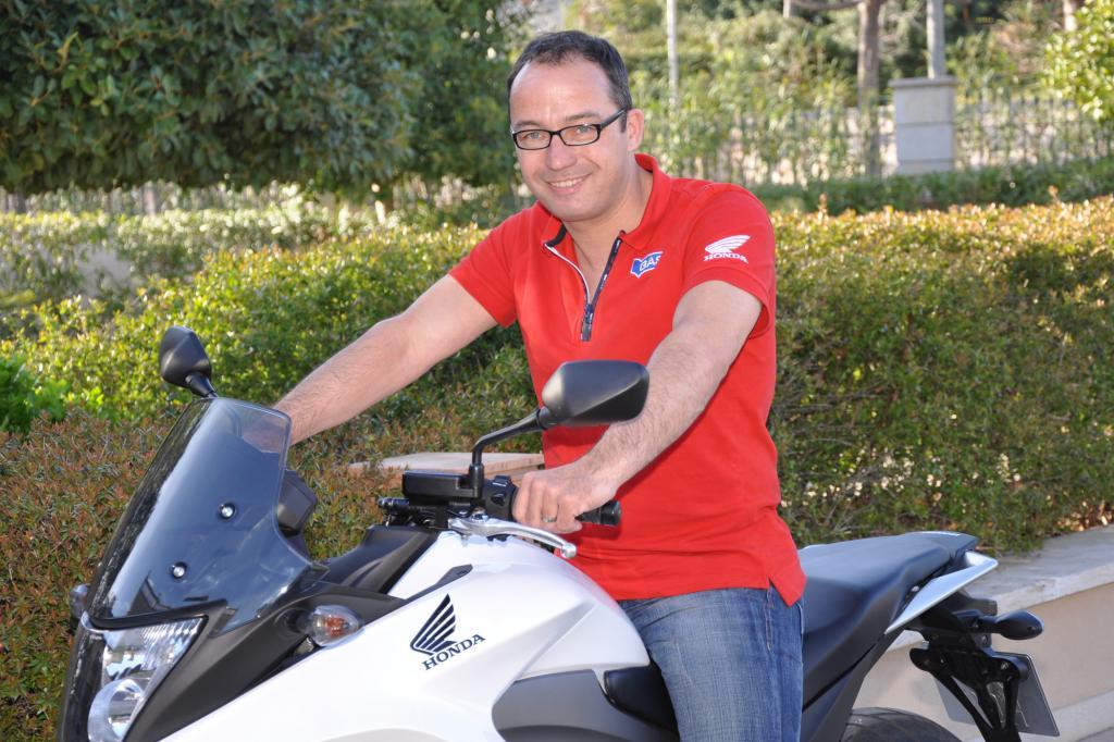 Der Genteki-Rider: Norbert Klein