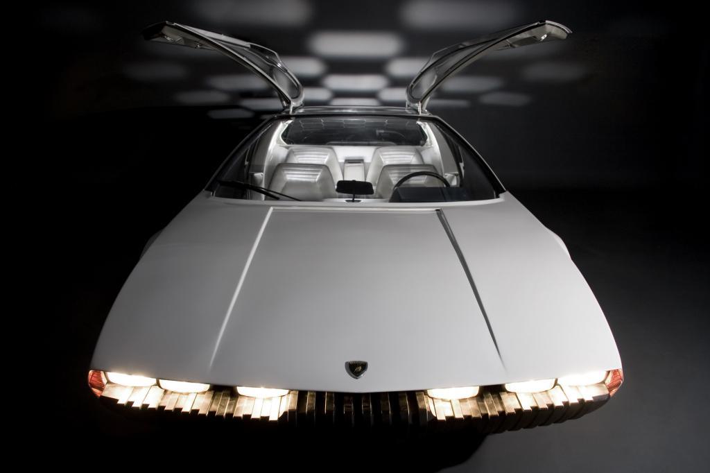 Der Lamborghini Marzal war die Keimzelle für den Espada