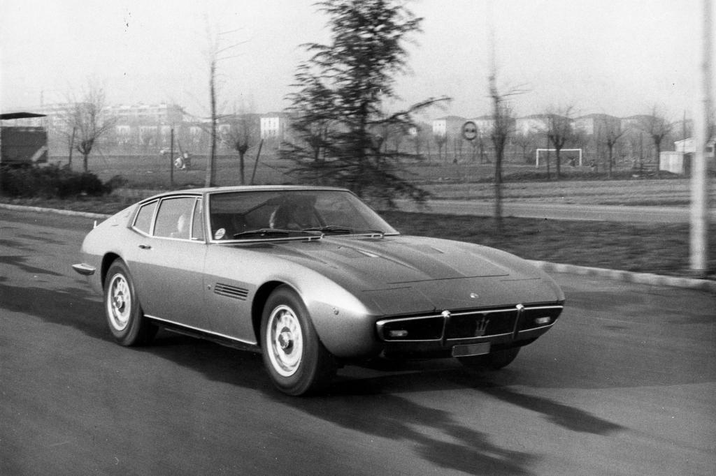 Der Maserati Ghibli ist wohl eines der gelungensten Modelle der Italiener