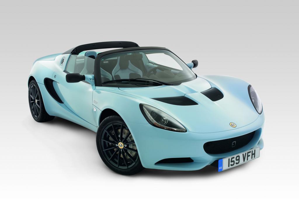 Die Mutter aller kleinen und leichten Sportwagen kommt aus England, heißt Lotus und genauer Elise