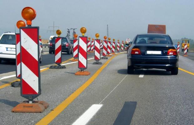 Die Zahl der Autobahn-Baustellen steigt