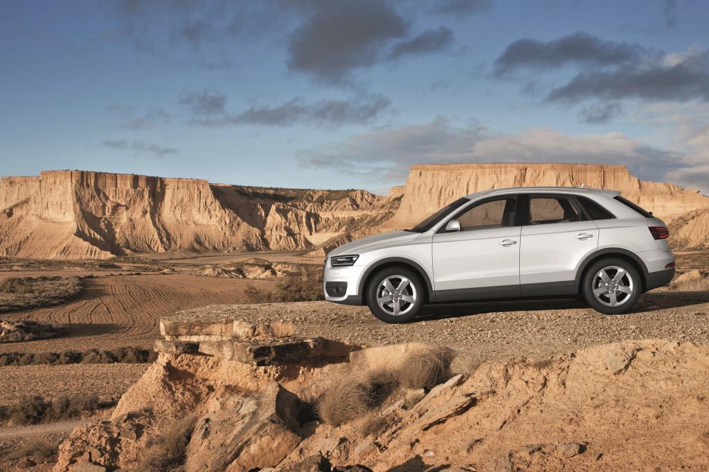 Die technische Basis stammt vom VW Tiguan