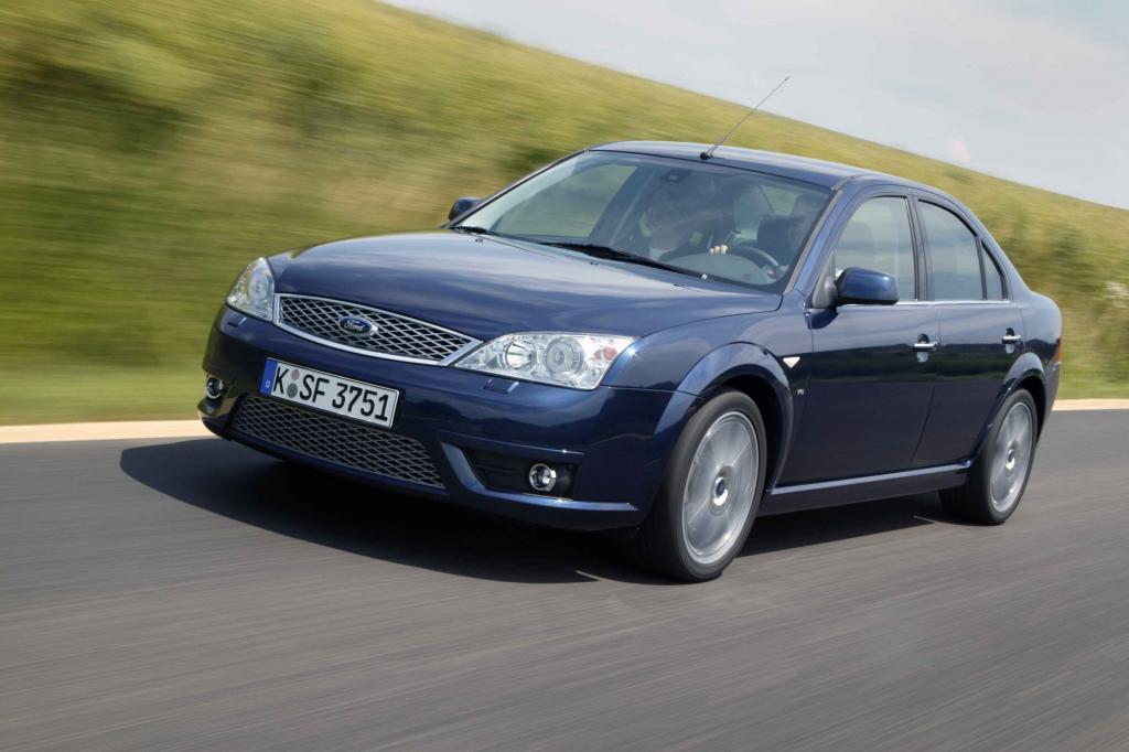 Die zweite Generation des Ford Mondeo kam 2000 auf den Markt