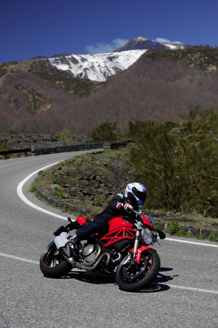 Ducati Monster 1100 EVO: Monster-mäßig