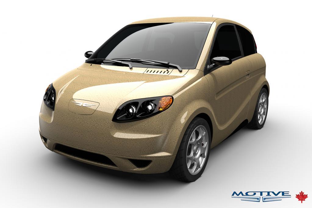 Ein Elektroauto aus Hanf möchte Motive Industries bauen.
