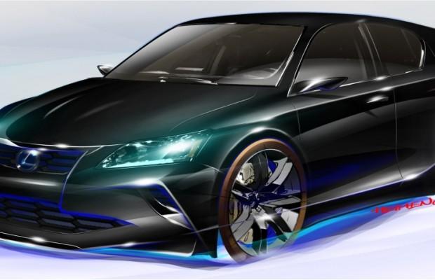 Ein Hybrid zeigt Zähne - Lexus CT 200h mit 300 PS
