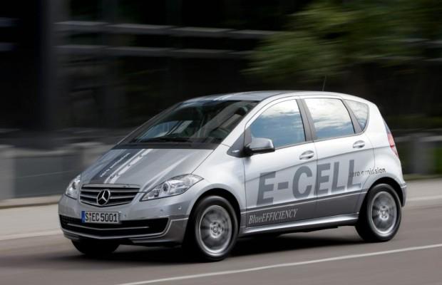 Elektroauto für Bundesforschungsministerin
