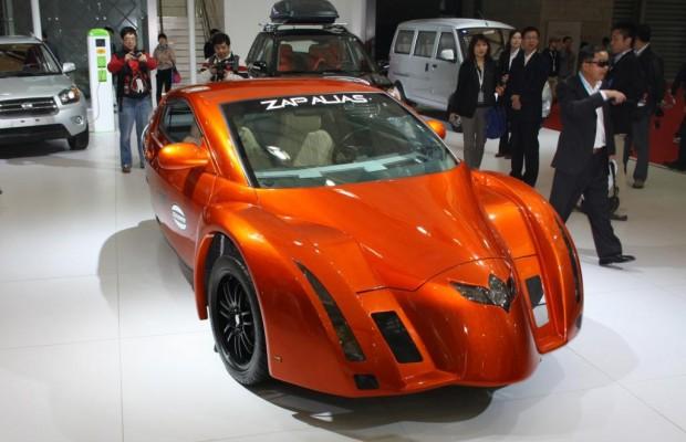 Elektroautos auf der Shanghai Auto Show - Die Spannung sinkt