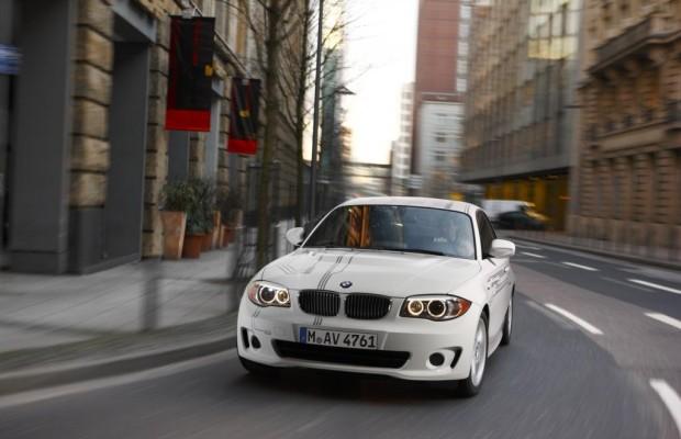 Elektroautos bei BMW - Power aus der Steckdose