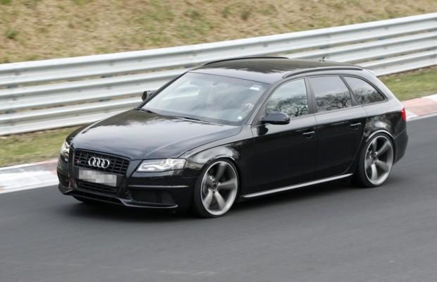 Erwischt: Erlkönig Audi RS 4 Avant – Bolide mit Familiensinn