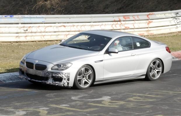 Erwischt: Erlkönig BMW M6 – Starke Eleganz