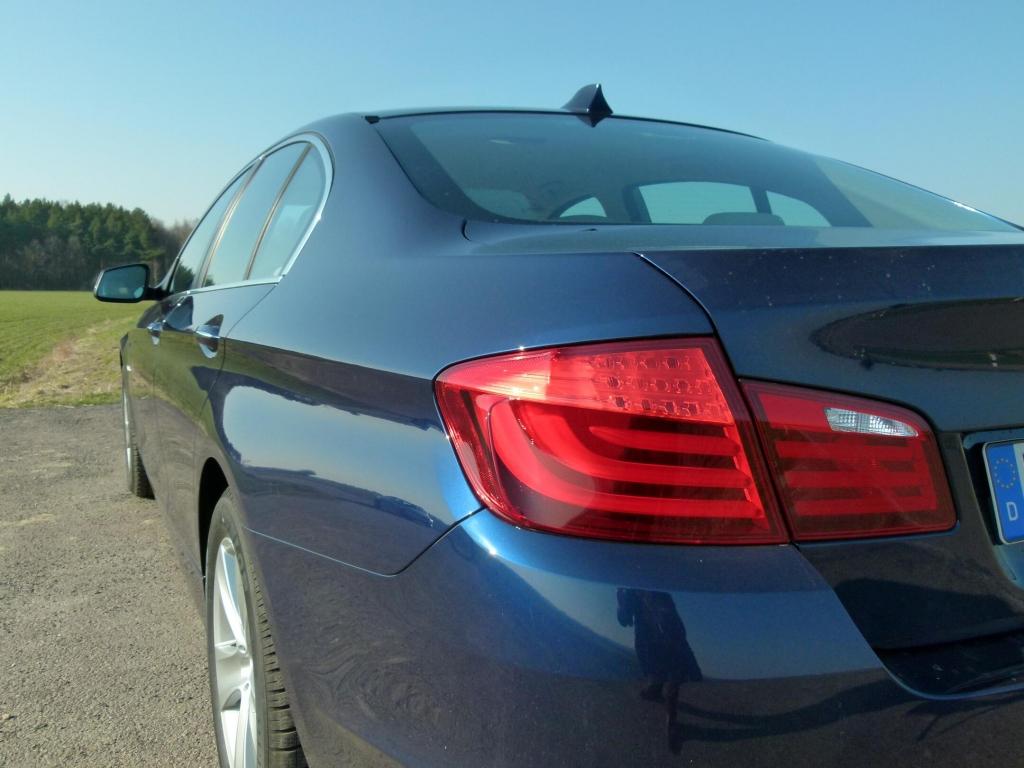 Fahrbericht BMW 520d: Sportliche Limousine und einzige ihrer Art