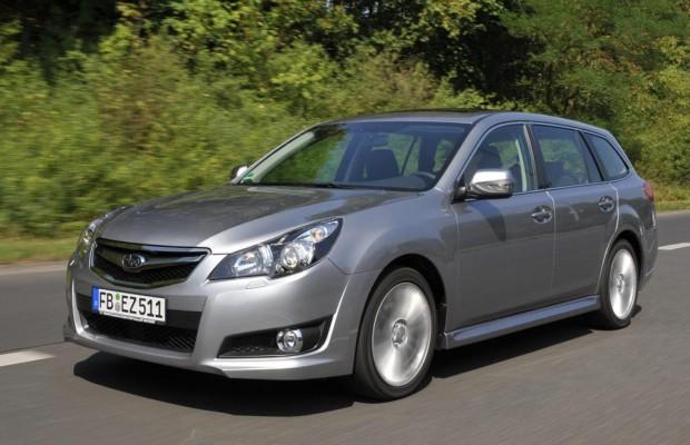 Fahrbericht Subaru Legacy Kombi 2.5i: Der Exot unter den Normalos