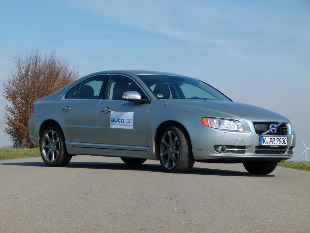 Fahrbericht Volvo S80 D3 Executive: Klassisch elegant und sicher