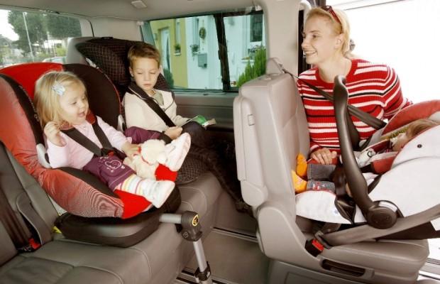 Fit für den Frühling – mit auto.de und Mazda – Tipp 2: Sicherheit von Kindern im Auto