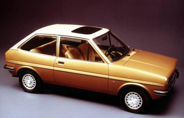 Ford Fiesta feiert Geburtstag