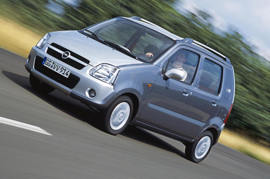 Gebrauchtwagen-Check Opel Agila - Zuverlässiger Kasten