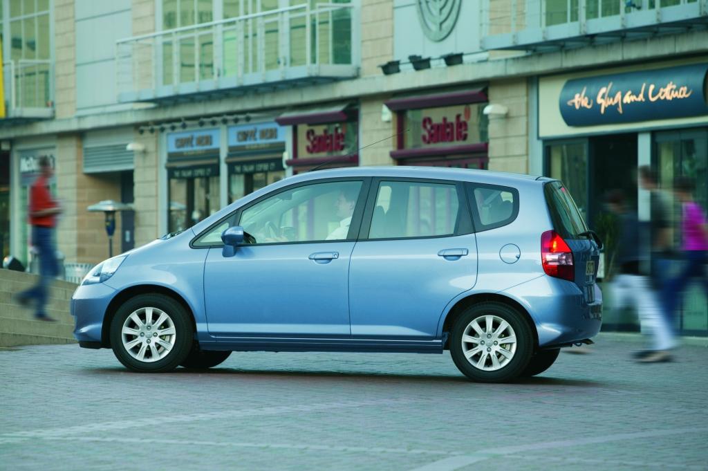 Gebrauchtwagentipp: Honda Jazz - Variabler City-Flitzer