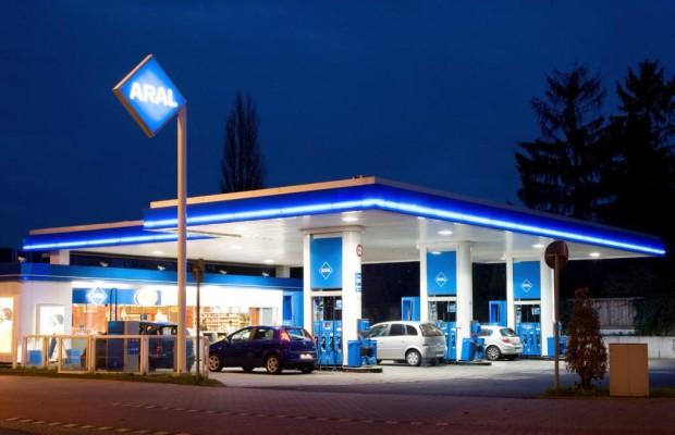 Große Tankstellenketten haben zufriedene Kunden