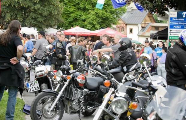 Große Triumph-Fete in Österreich