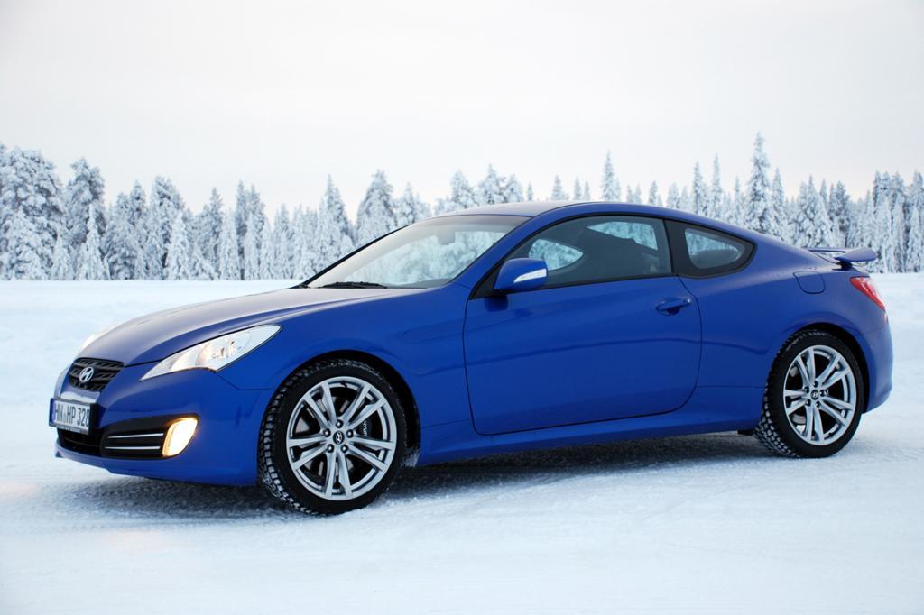 Hierzulande ist das Hyundai Genesis Coupé zwar ein Exot, aber deshalb nicht uninteressant