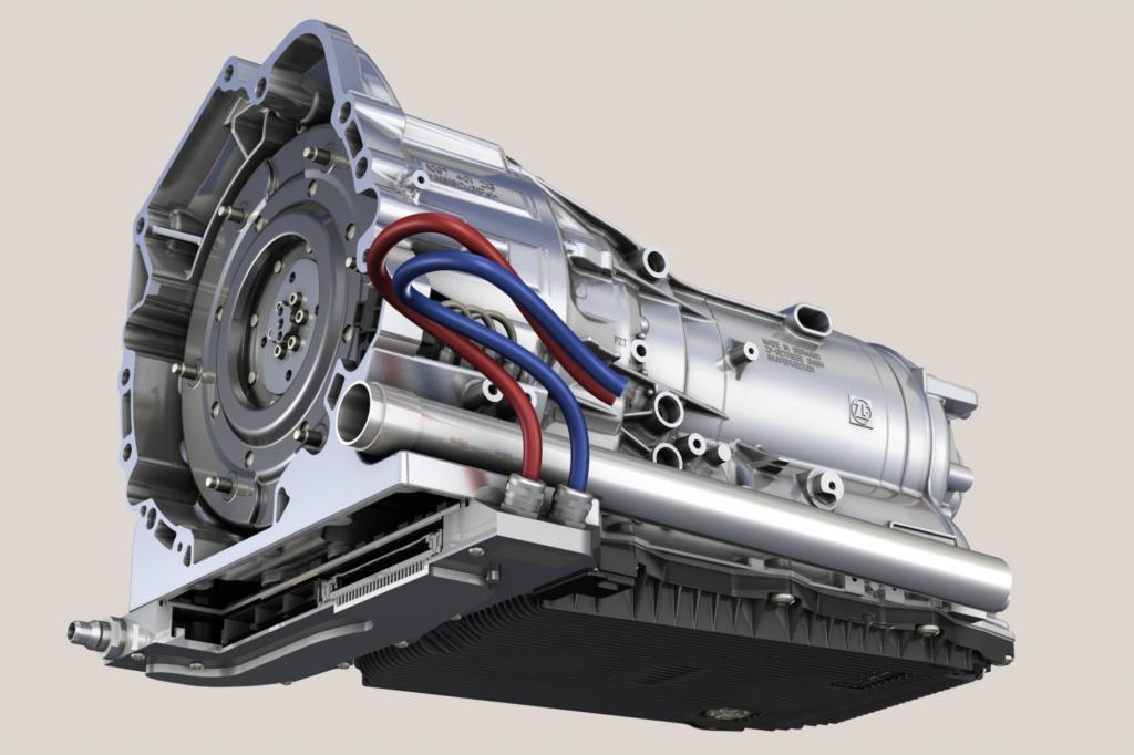 Hybrid-Antrieb - ZF spart Platz