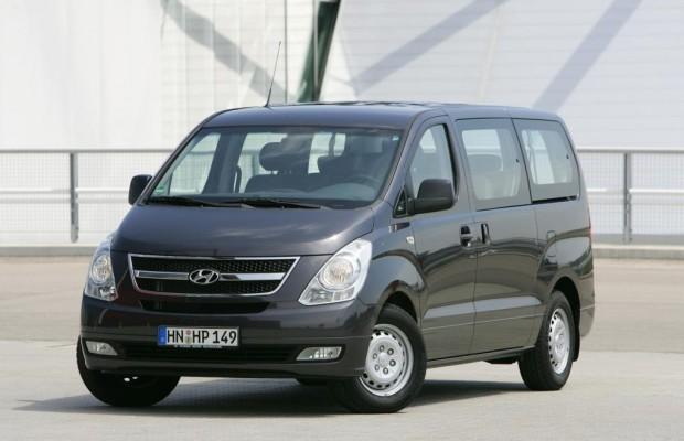 Hyundai H1 mit ein paar Extra-PS