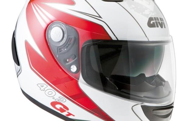 Integralhelm 40.2 GT neues Topmodell von Givi