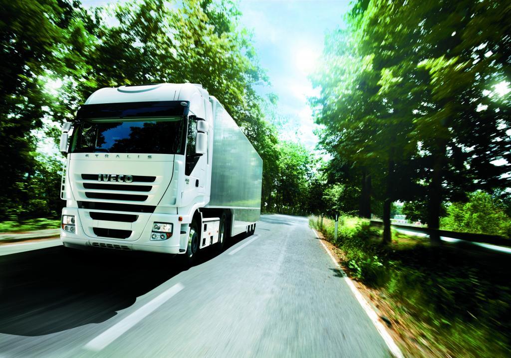 Iveco präsentiert Eco Stralis auf der Transport Logistic 2011