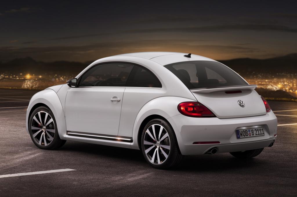 Jetzt haben die Wolfsburger den Beetle neu aufgelegt