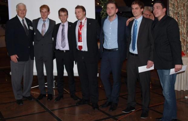Kfz-Studenten erfolgreich auf internationaler Bühne