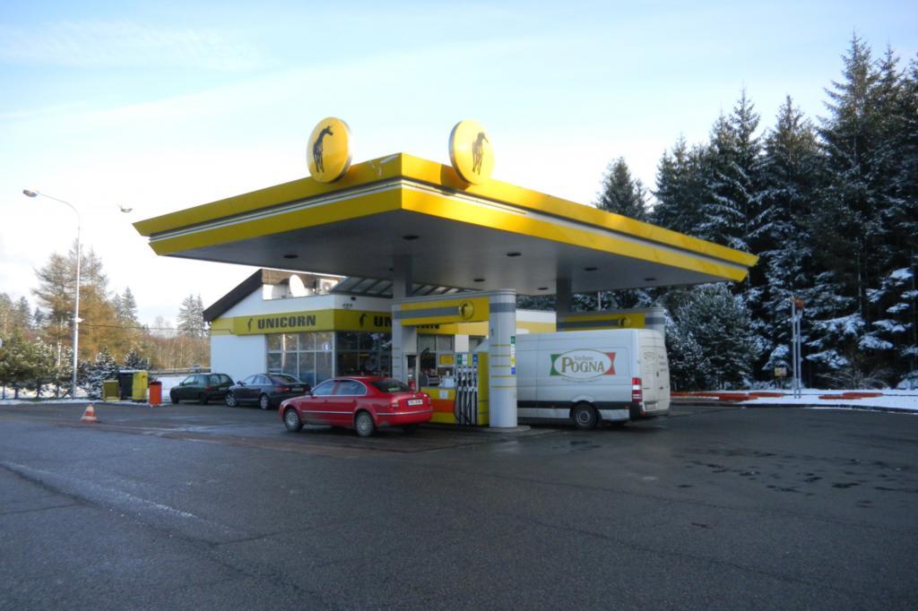 Klein, aber fein: Diese tschechische Tankstelle ist die beste in Europa
