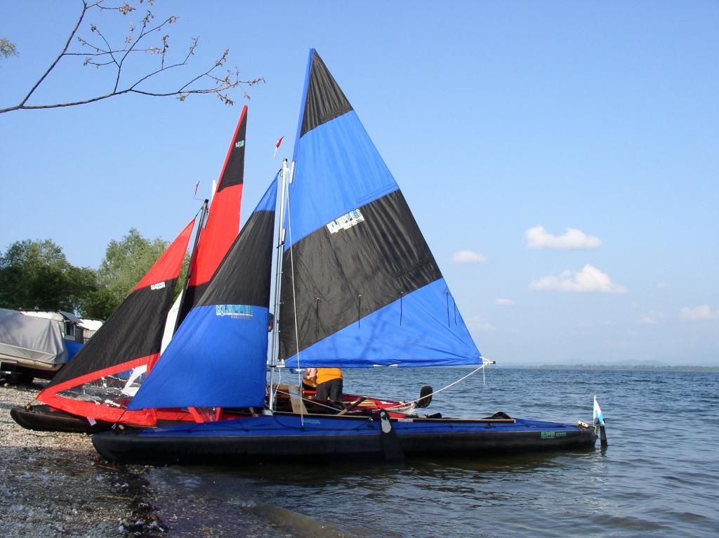 Klepper zahlt Kindergeld für Aerius XXL-Familienboot