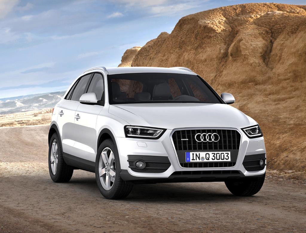 Kompakter Premium-SUV: Audis neuer Q3.