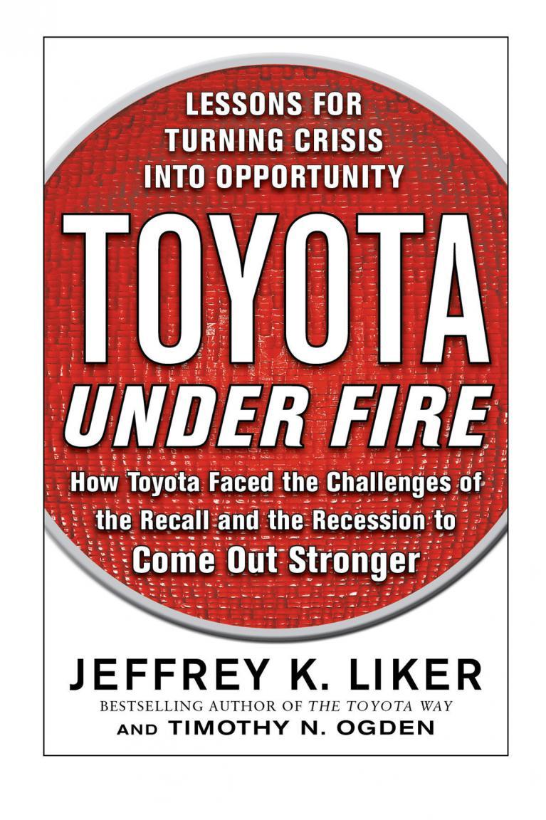 Krise als Chance genutzt: Neues Buch über Toyota