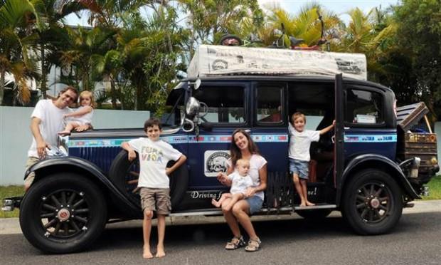 Langer Roadtrip: Familie seit 11 Jahren unterwegs