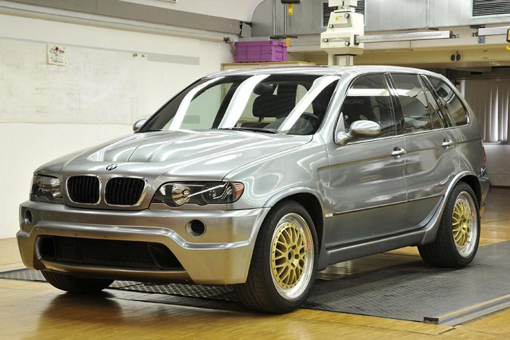 Leistungsstark ist der BMW